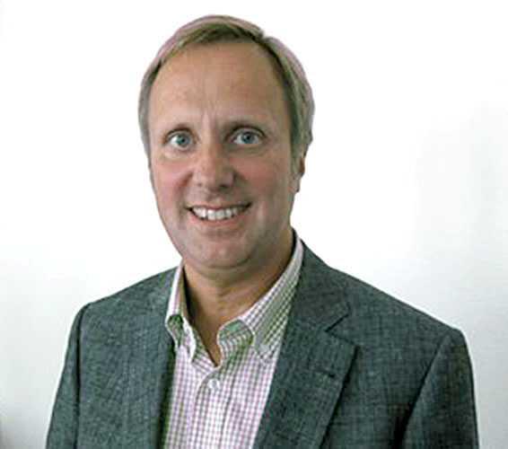 ... och Mats Bojestig, hälso- och sjukvårdsdirektör i region Jönköpings län. Ordförande i Nationell samverkansgrupp för kunskapsstyrning.