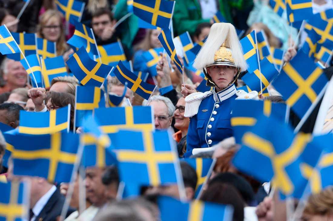 Hur många bor egentligen i Sverige? Arkivbild.