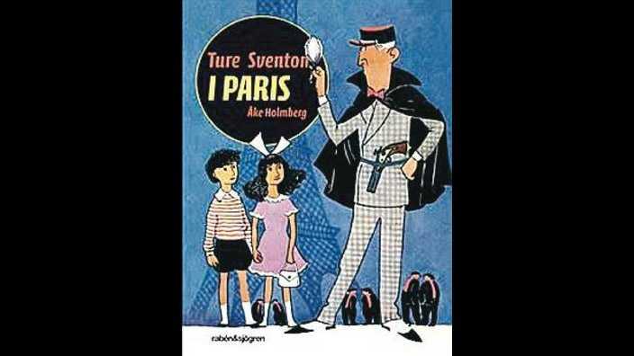 Ture Sventon i Paris.