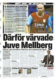 Sportbladet i går.