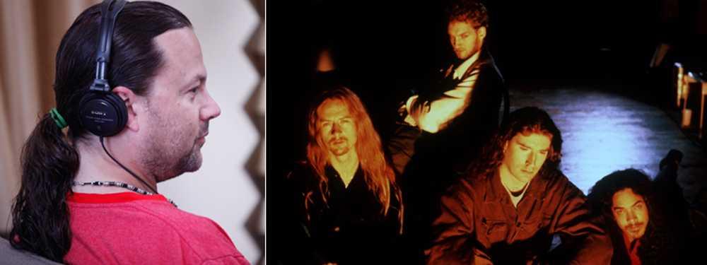 Mike Starr och Alice in Chains.
