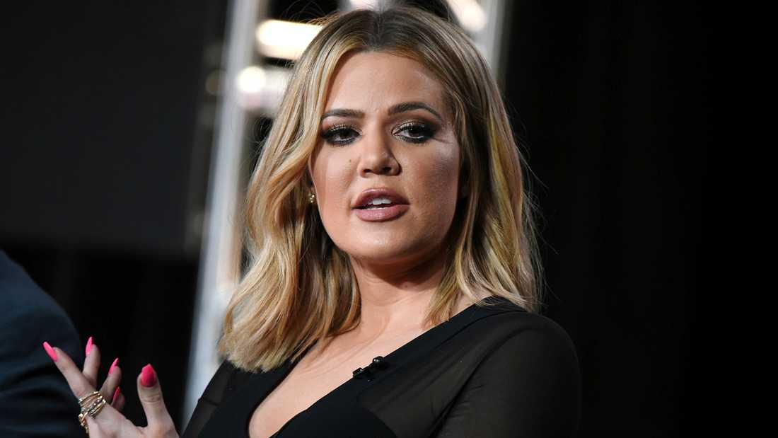 Khloé Kardashian, 33, har avslöjat när bebisen beräknas komma.