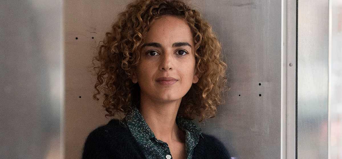 Leïla Slimani (f. −81).