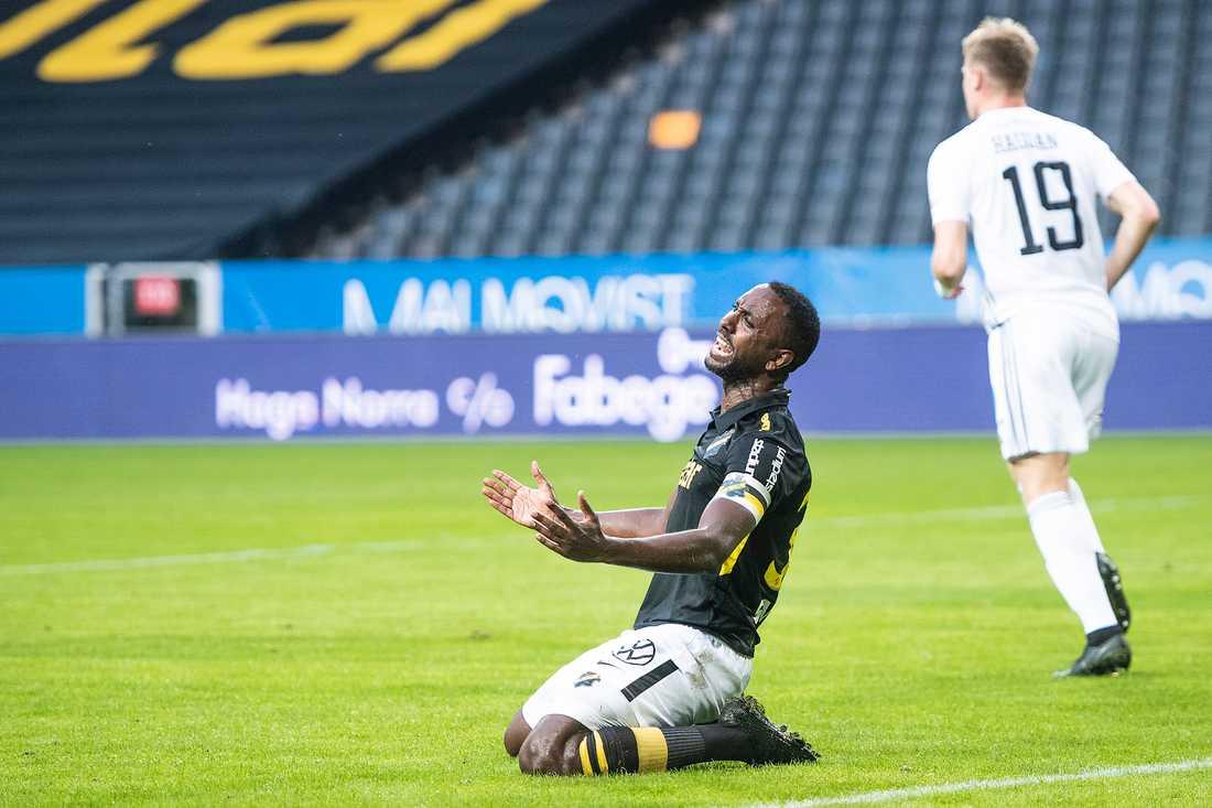 AIK förlorade krismötet mot Östersund.