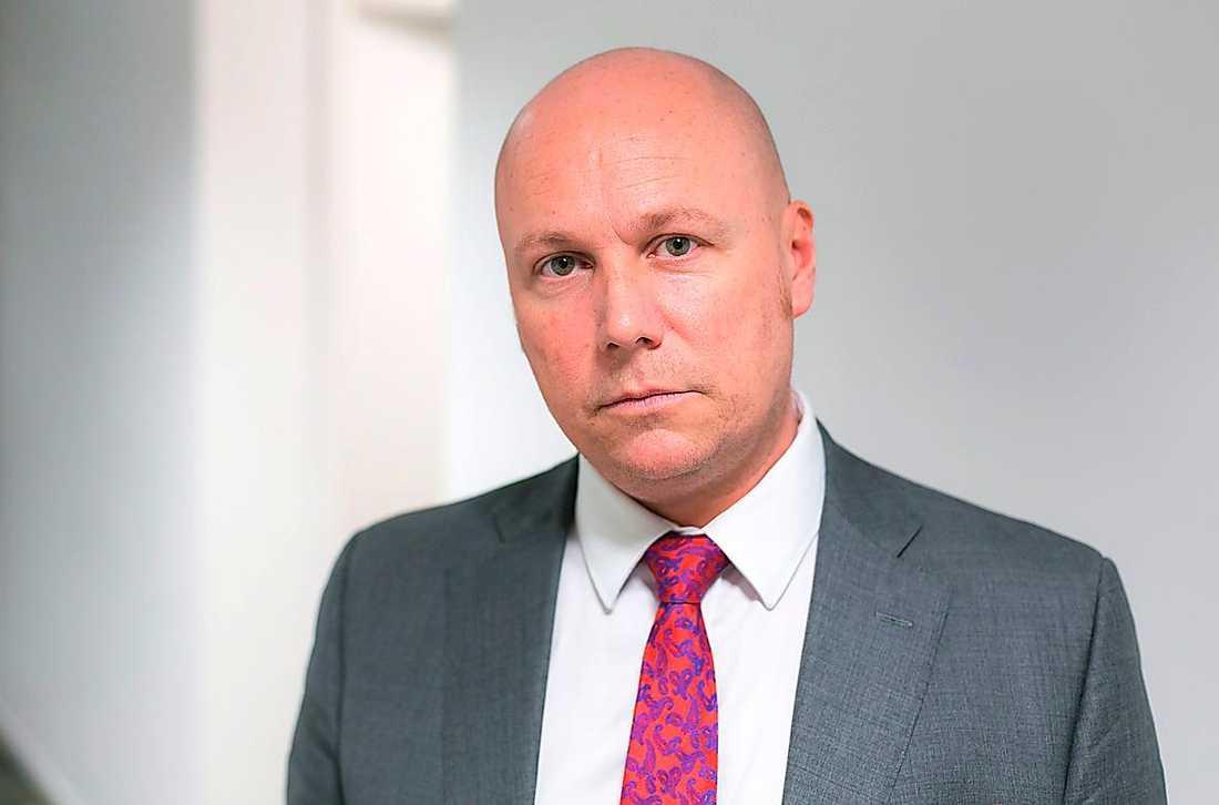 Fredrik Bengtsson, Migrationsverket.