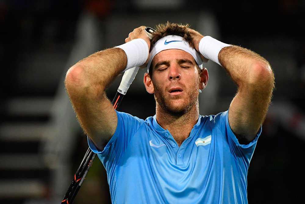 Väl i finalen blev det förlust mot Andy Murray