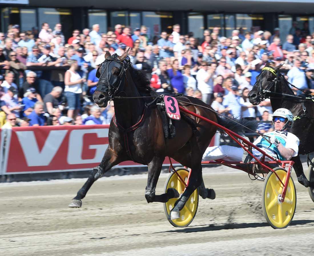 Exodus Hanover på Bjerke tillsammans med Örjan Kihlström.