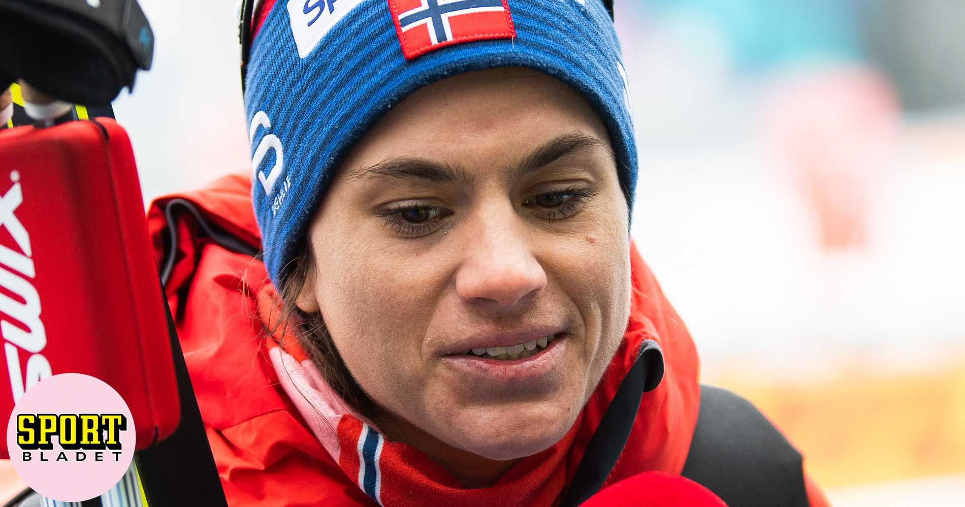 Norskan Heidi Weng bryter minitouren i Ruka
