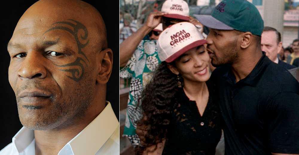Mike Tyson och Monica Turner skiljde sig 2003.