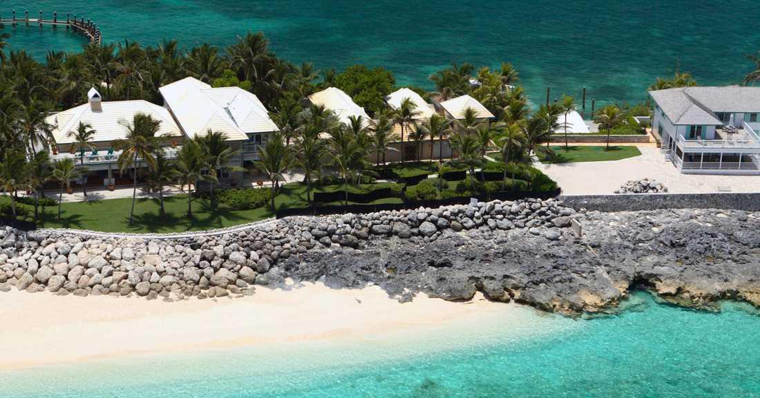 Bahamas har länge varit ett skatteparadis.