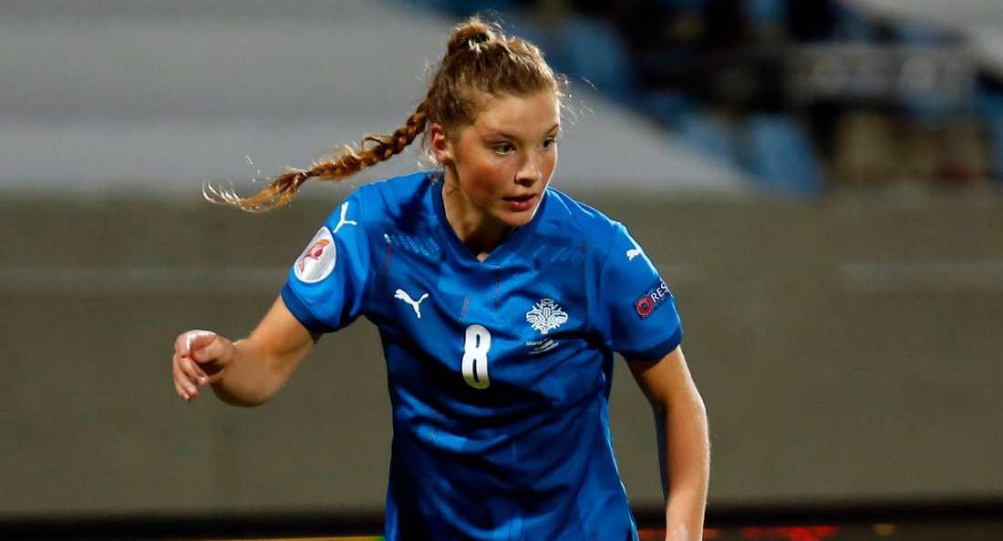 Karolina Lea Vilhjalmsdottir