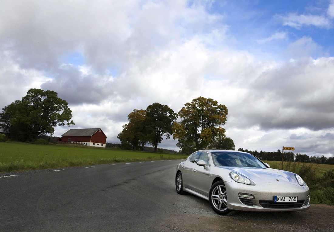"""Mångsidig """"Porsche har byggt en allkonstnär"""", tycker Aftonbladet Bil:s Martin Ström."""