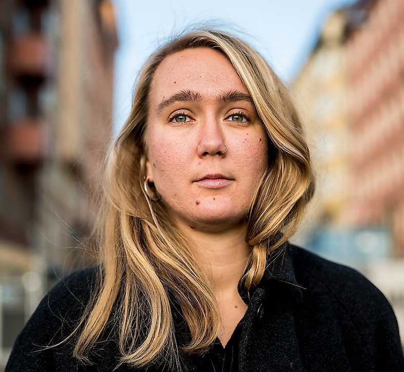 Alba Mogensen.