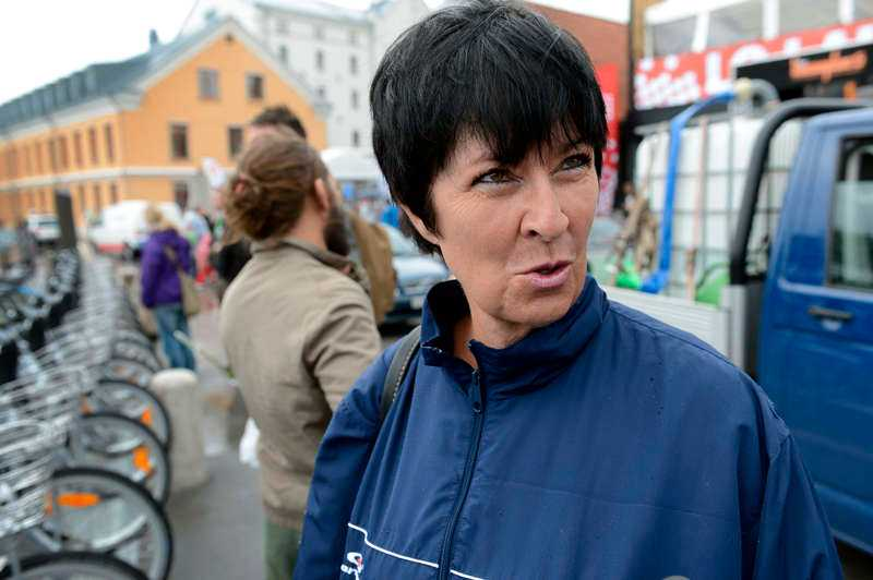 Mona Sahlin, tidigare partiordförande (S).
