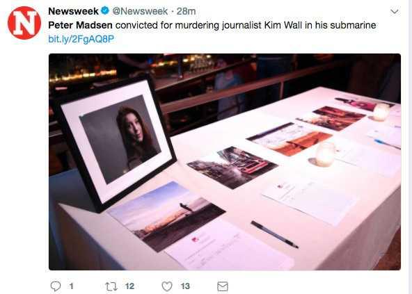 Newsweek, USA.