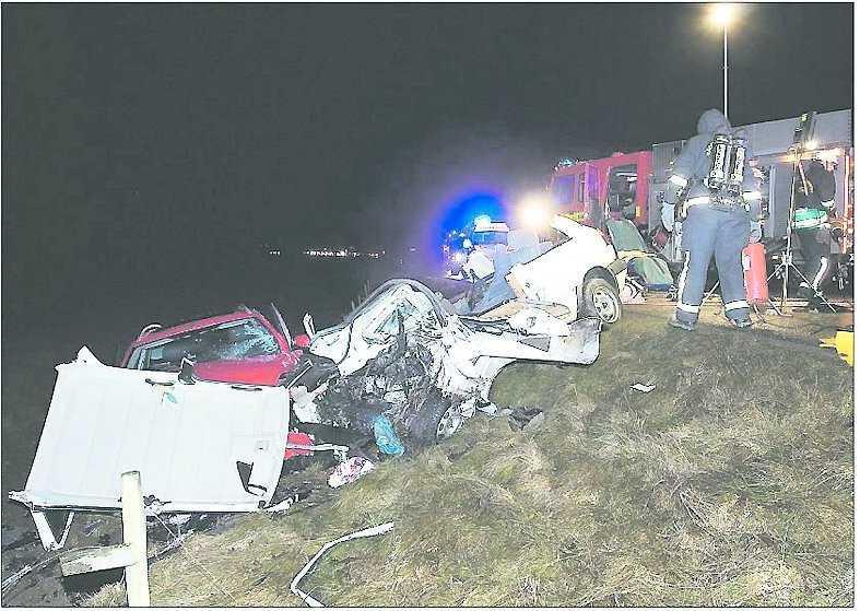 25 december 2007, E 20, Skara Den 23-åriga unga kvinnan hade firat jul med sin familj och var på väg till sin sambo och svärföräldrarna i Falkenberg. I Skara tappade hon kontrollen över bilen och krockade med en mötande bil. Hon dog av skadorna.