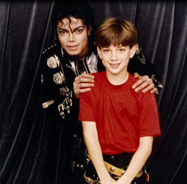 "Michael Jackson i ""Leaving neverland""."