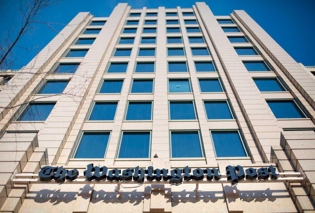 Washington Post lanserar en debattsajt på arabiska. Arkivbild.
