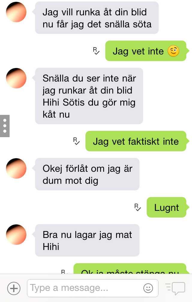 f81f31690295 Emma fick 100 sexmejl på 2 dagar: Det är sjukt | Aftonbladet