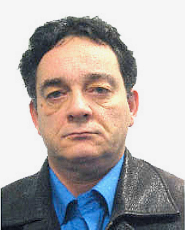 Taxichauffören  Bruno Cholet dömdes för mordet på Sanna.