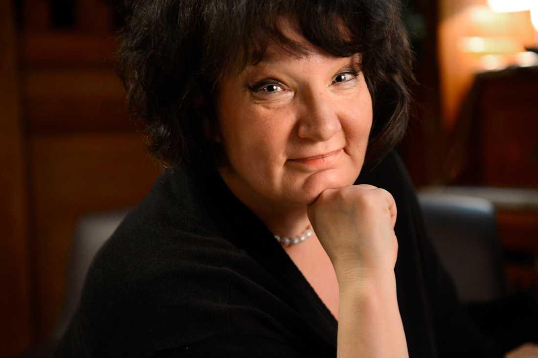 Monika Fagerholm, finlandssvensk författare (född 1961) fick Nordiska rådets litteraturpris.