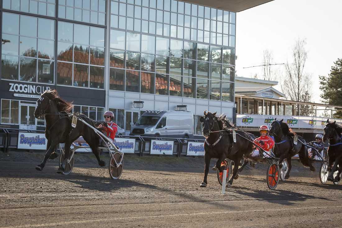 Månlykke A.M. och Gunnar Melander vann mot Odd Herakles.