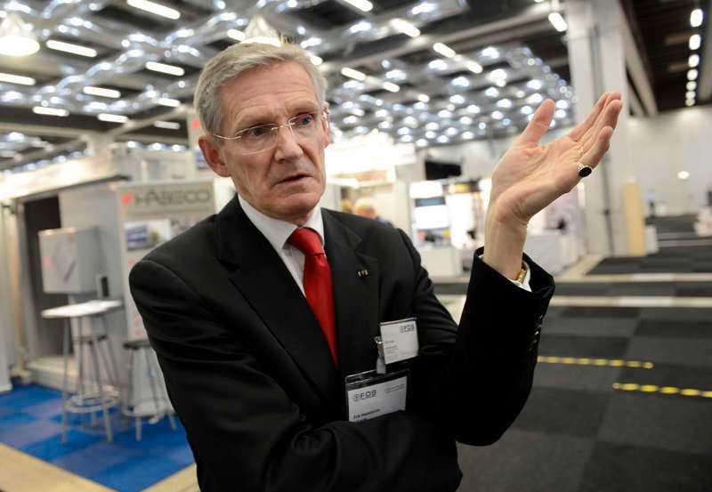 Projektledare Erik Hasselström tror på låga besökssiffror i år men hoppas att fler kommer i framtiden.