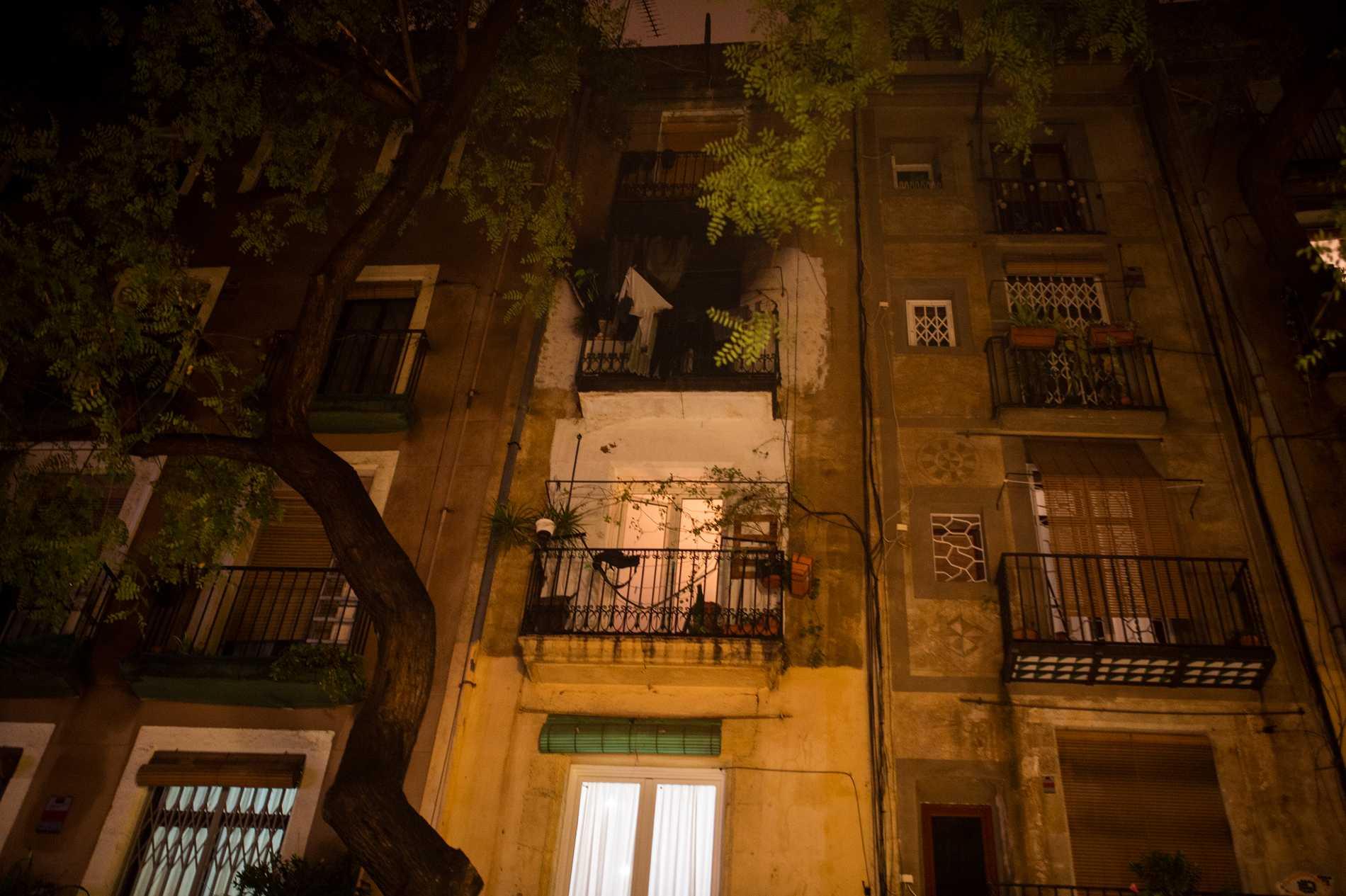 JUST NU: Svensken häktad i Barcelona