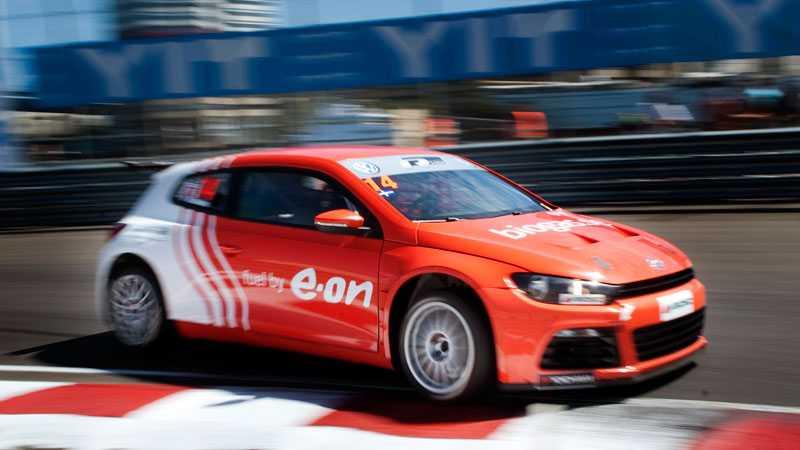 Fredrik Ekblom och Biogasteamet har fått ordentlig fart på sina bilar i år.