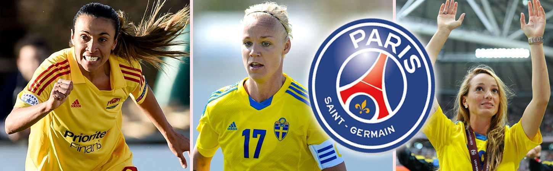 Nu kan Marta och Seger snart spela med Asllani i PSG.