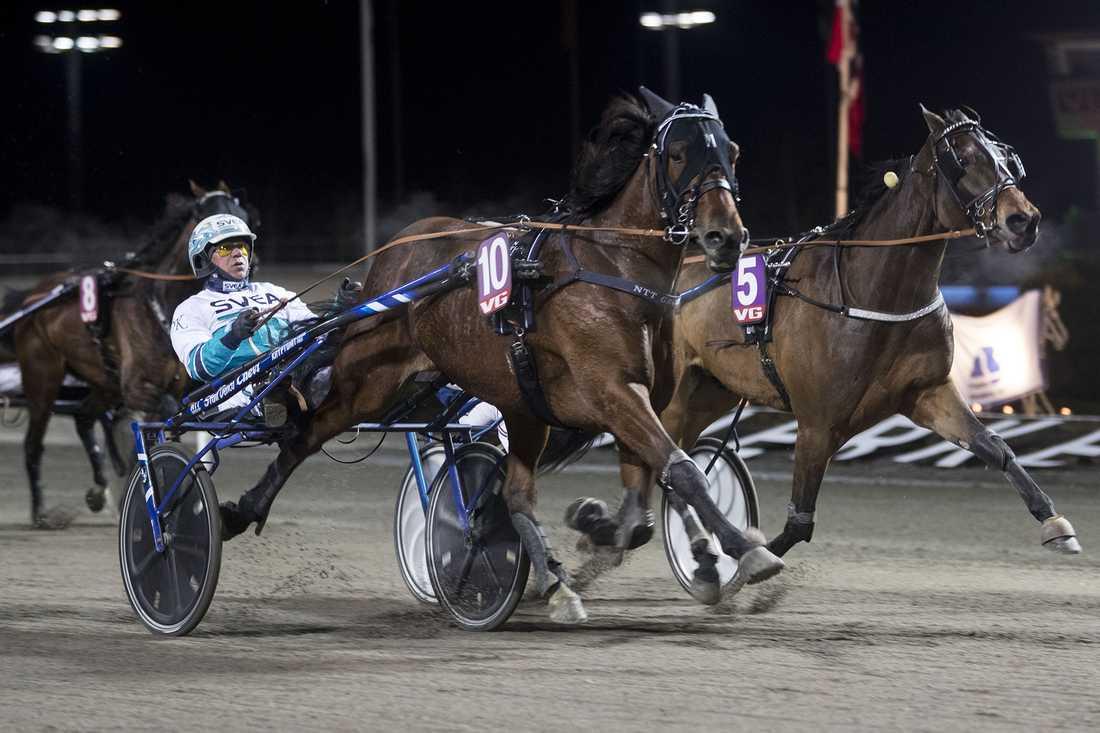 Örjan Kihlström hoppas på nya V75-segrar på lördag