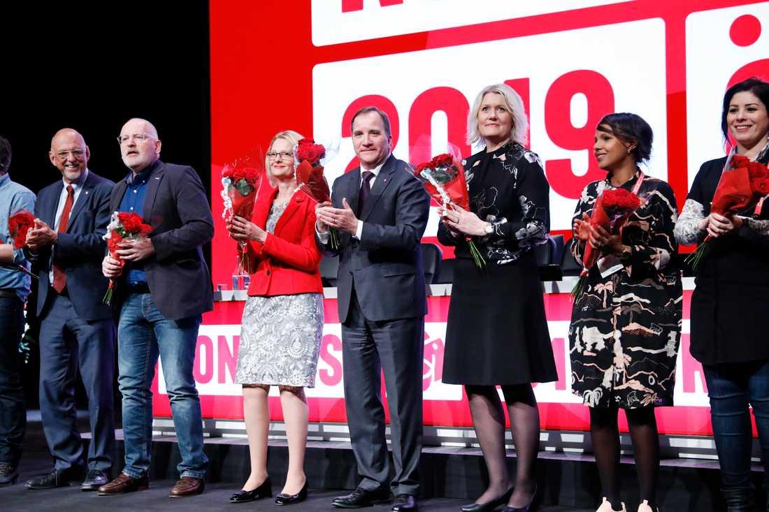 Socialdemokraternas kongress.