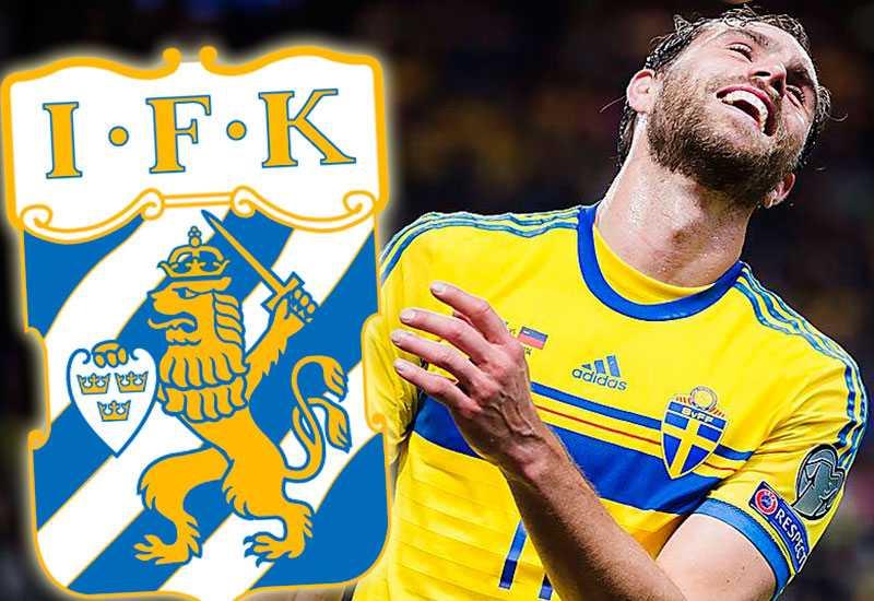 IFK Göteborg erbjuds att värva Johan Elmander - men klubben tvekar.
