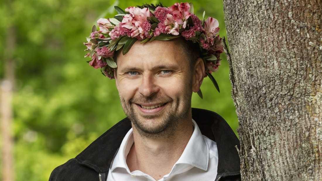 Tennisproffset Robin Söderling.