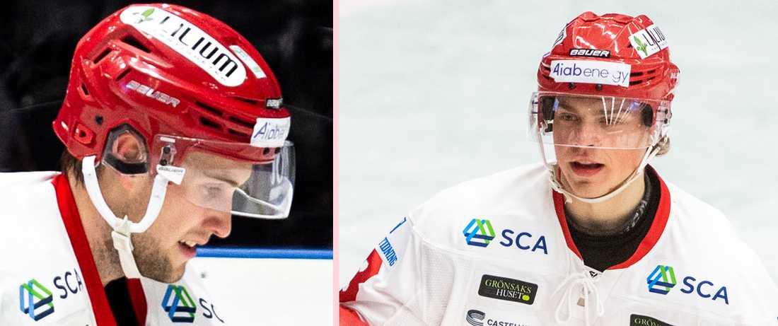 Tobias Lindberg och Gustav Nielsen