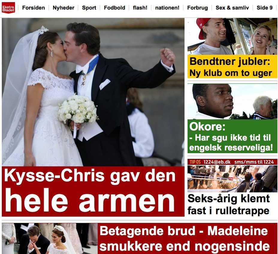 Ekstra Bladet.