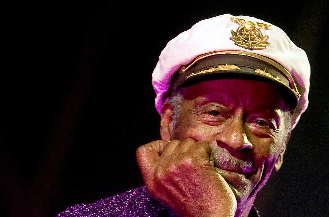 Chuck Berry,  1926 - 2017