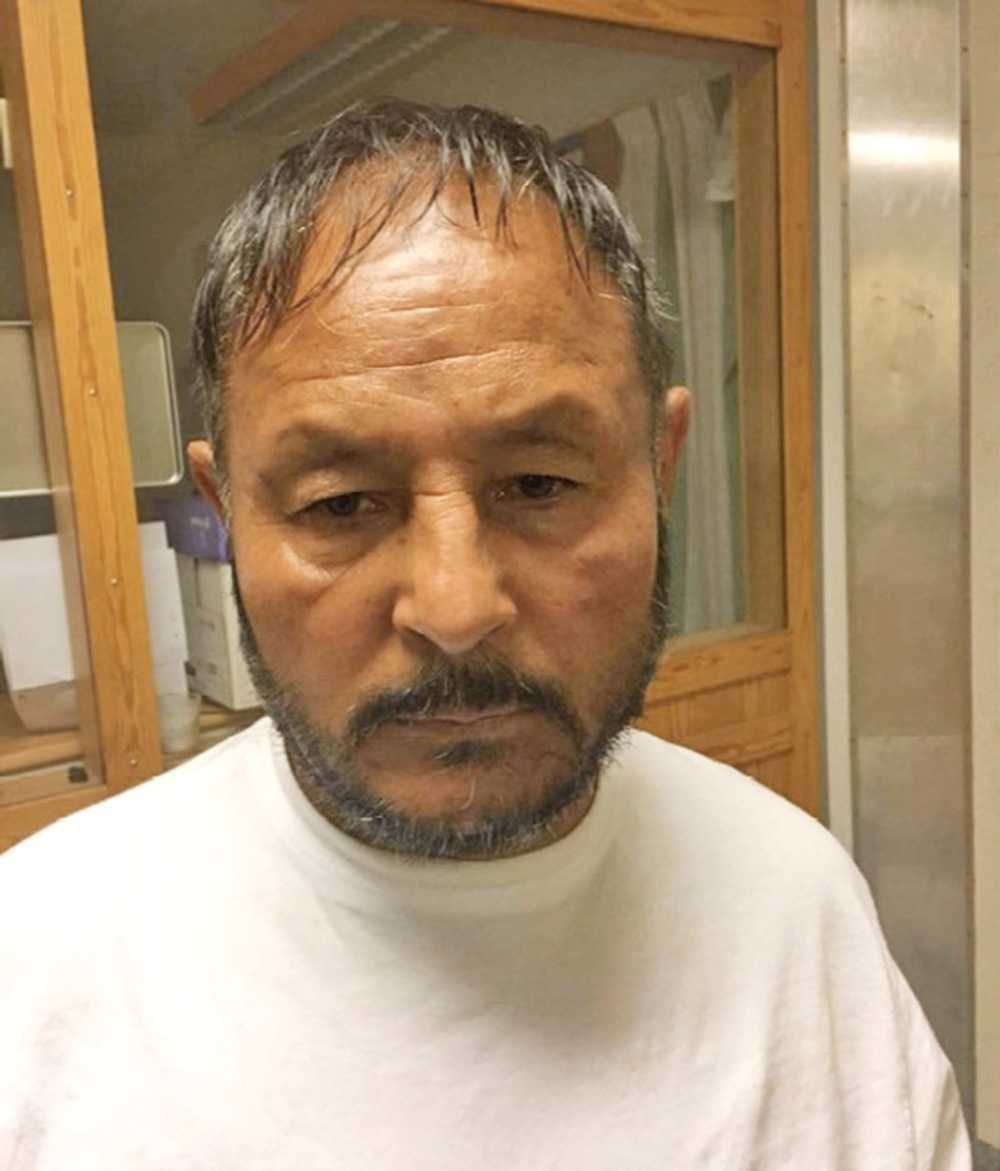 Reza Ebrahimi, 48, döms till 18 års fängelse.