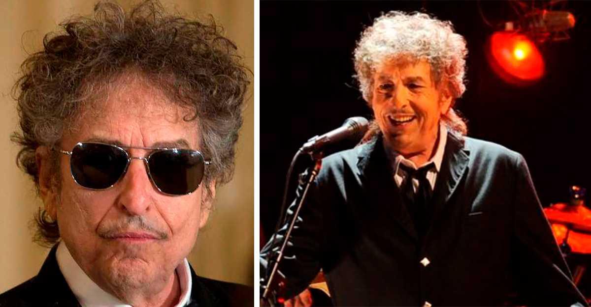 Bob Dylan äntligen singeletta