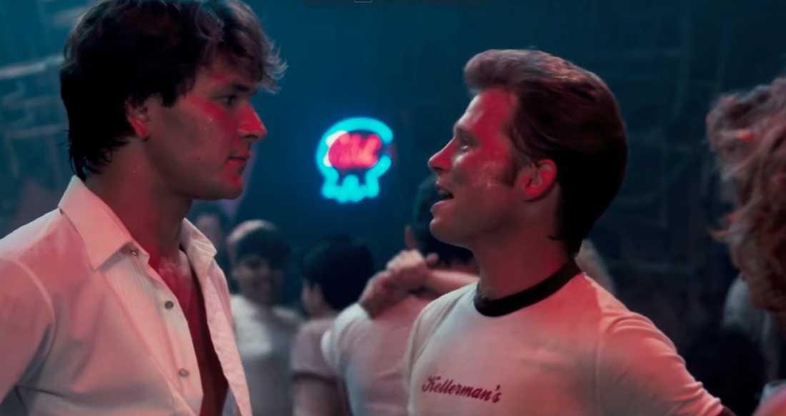 """Sigrids låt heter Patrick Swayze, vilket var skådespelaren som hade en av huvudrollerna i filmn """"Dirty Dancing""""."""