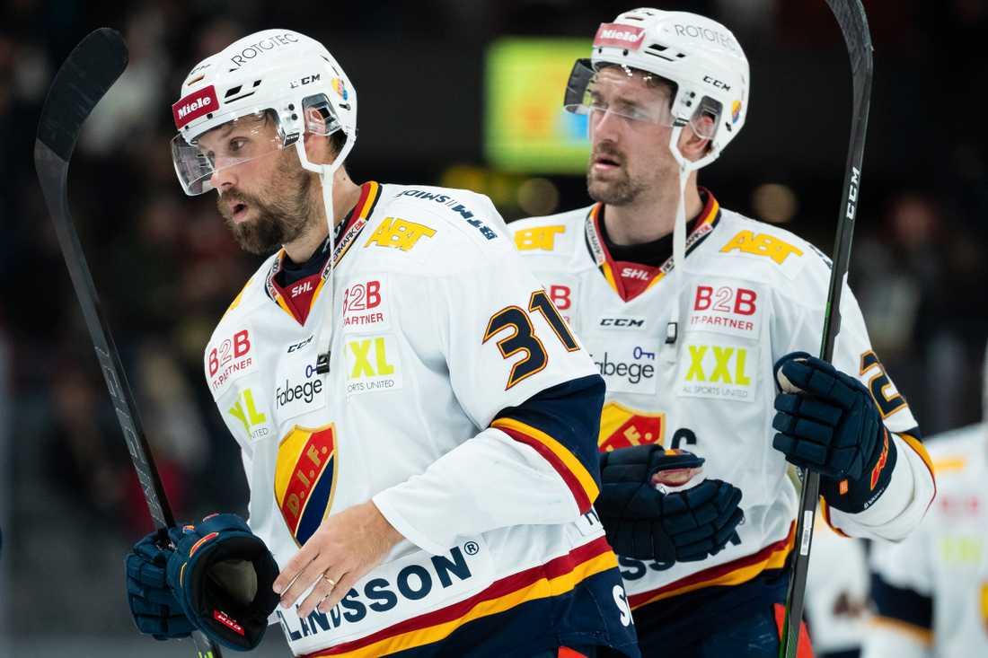 Dick Axelsson och Patrik Berglund.