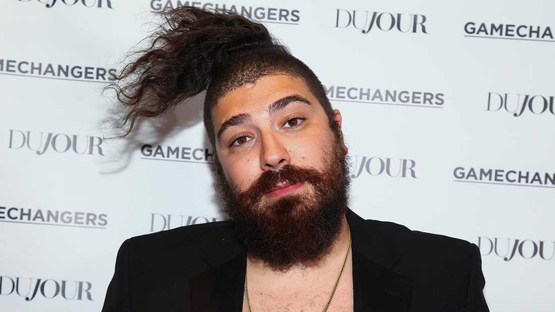 Komikern Josh Ostrovsky, känd som The Fat Jew.