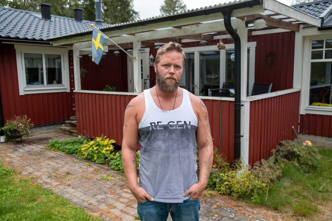 Jonas Ahl, boende i Markarydstrakten.