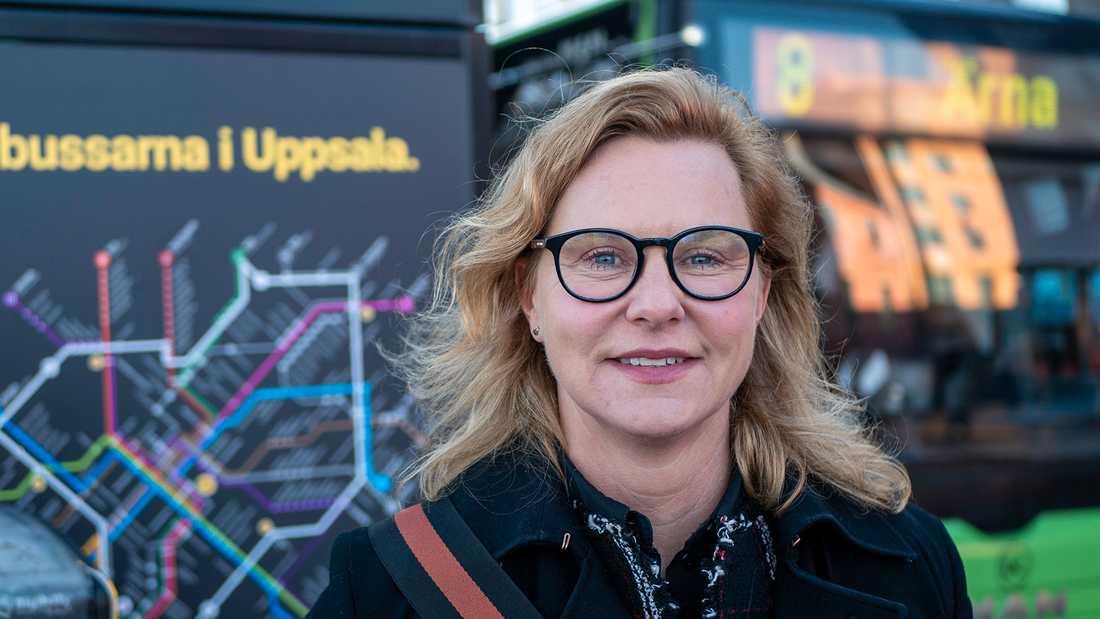 Helena Klange, Presschef UL