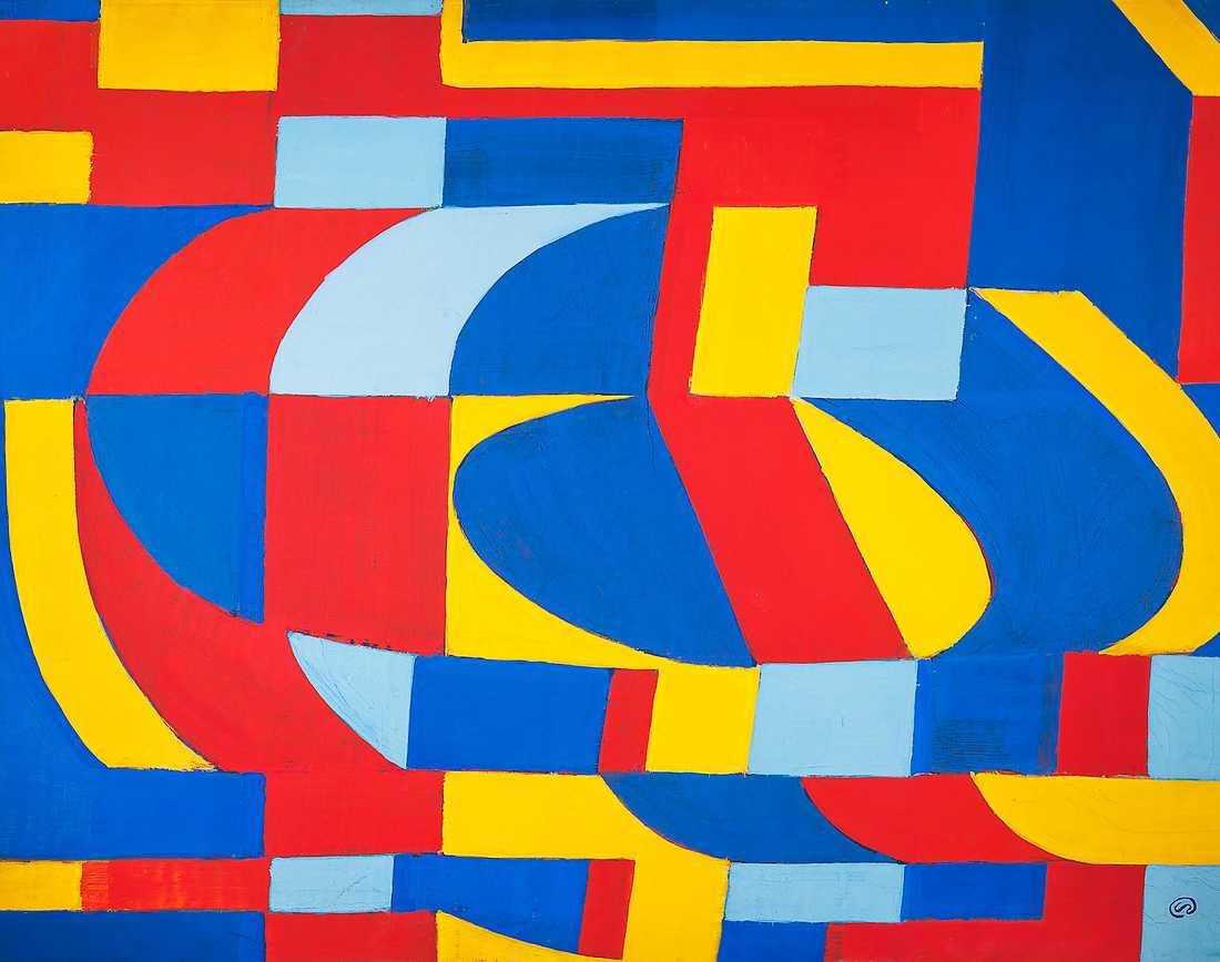 "Lennart Rodhe ""Rotor"", 1954"
