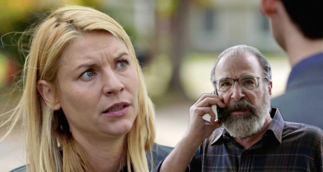 """Tröttsamma maniska utbrott. Carries upprepade """"medicinerna slutar verka""""-scener har helt enkelt slutat verka."""