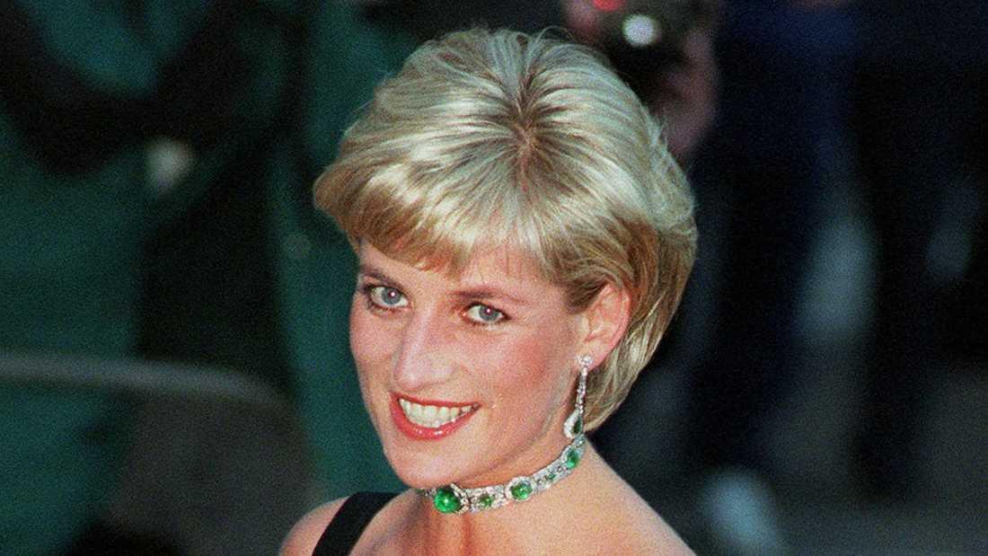 Prinsessan Diana.