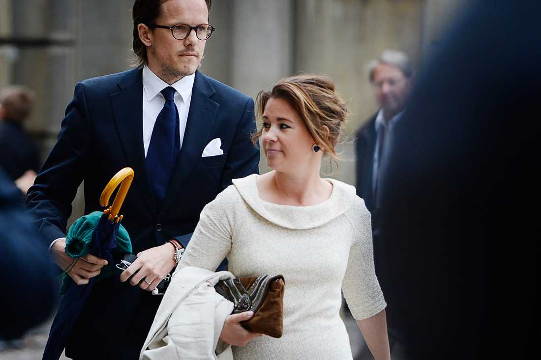 Carl Philips exflickvän Emma Pernald studsade till när hon hörde vad prinsen hade sagt.