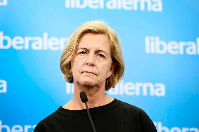 Maria Arnholm.
