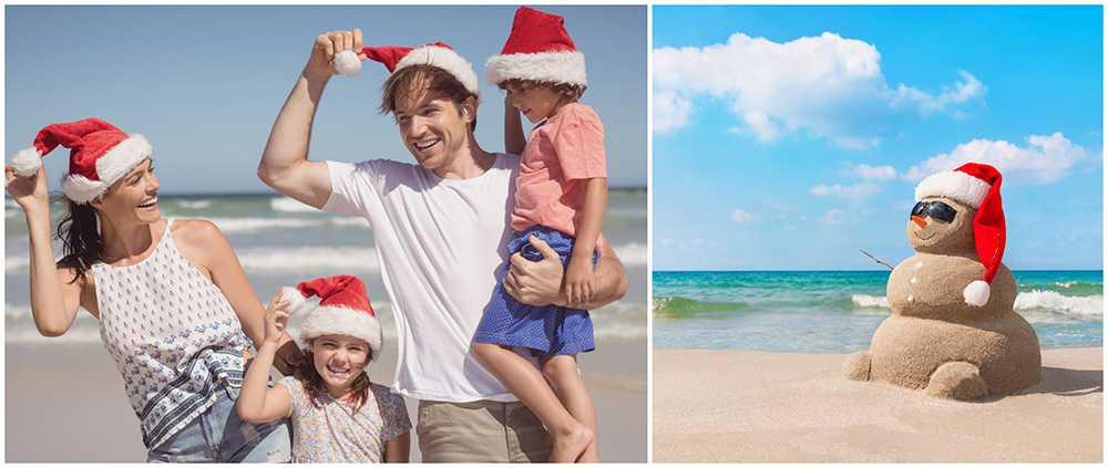 Fira jul utomlands i år, nu är resorna rekordbilliga.